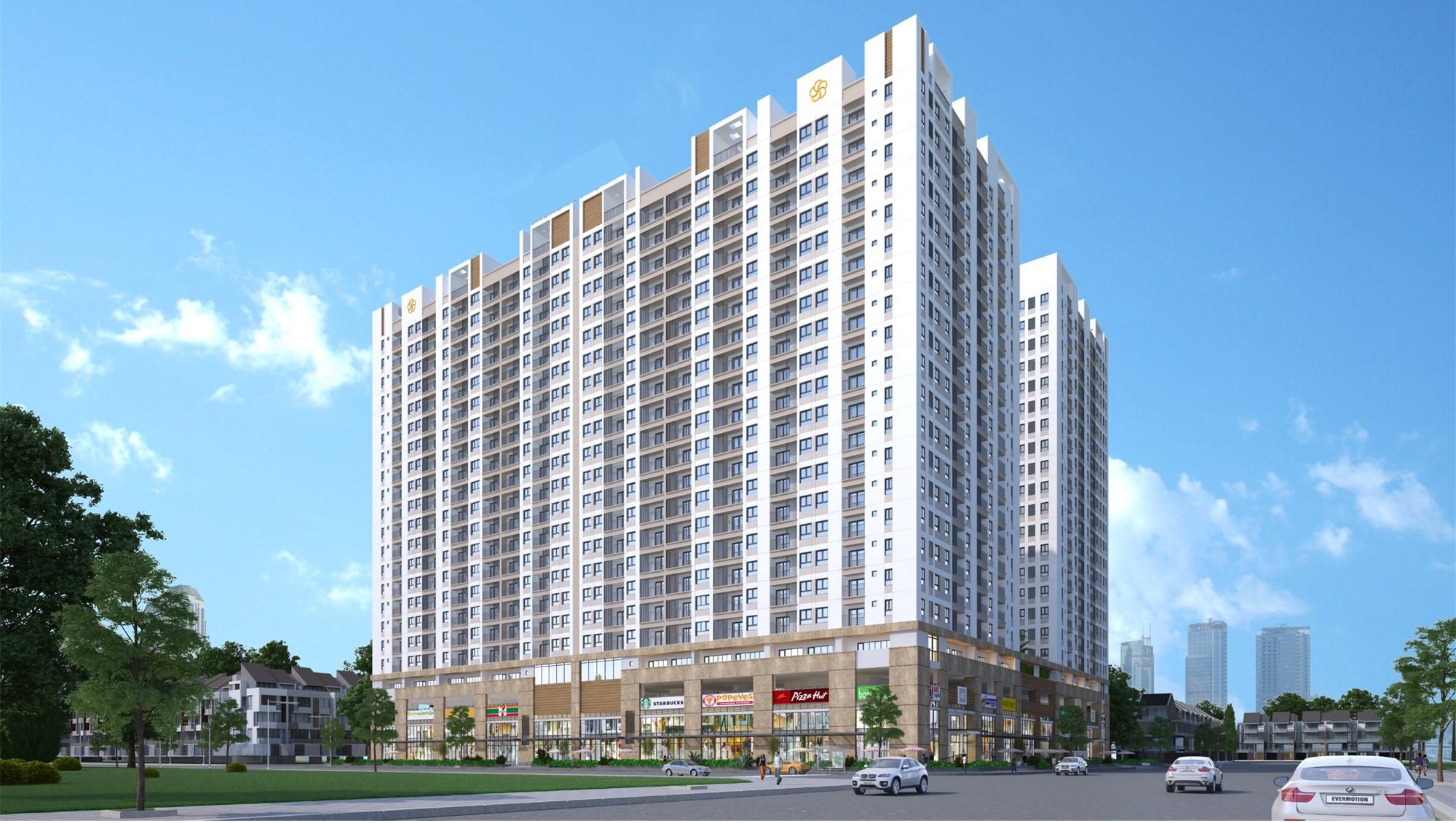 Apartment Q7 Boulevard